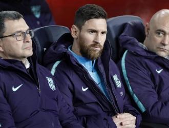 La fundación de Messi fue premiada | Foto: EFE