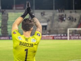 Baroja estuvo determinante ante Delfín | Foto: @Caracas_FC