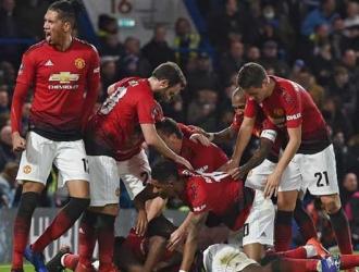 United dejó en el camino al Chelsea | Foto: EFE
