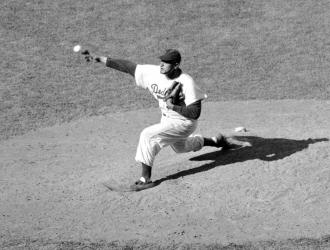 Newcombe marcó su huella en la historia de la MLB Foto: Cortesía