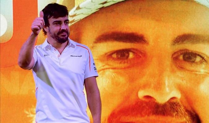 El español homenajeará al McLaren / Foto: Cortesía