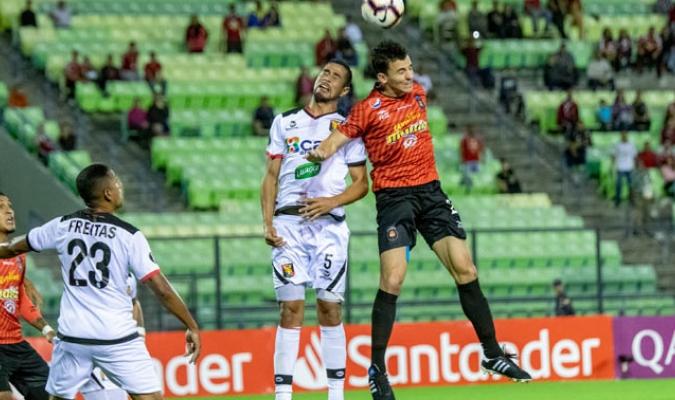 """Los """"Rojos del Ávila"""" ganaron, pero el gol del Melgar los dejó fuera de la Libertadores/ Fotos Prensa Caracas FC"""