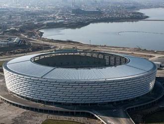 El estadio está listo para recibir el partido || Foto: Cortesía