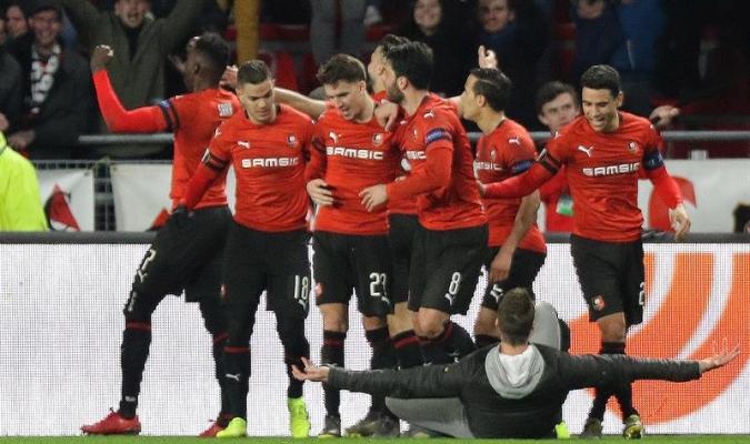 Rennes se hizo fuerte en su feudo ante