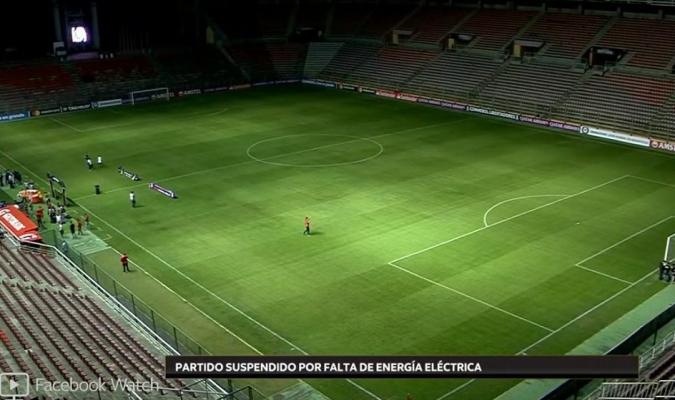 El partido quedó pautado para el siguiente día (viernes 08/03) | Foto: Afición Central