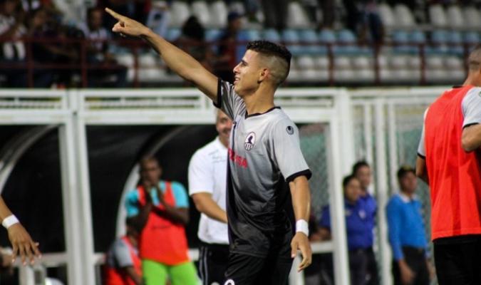 Los Blanquinegros igualaron sobre el final ante Atlético Venezuela | Foto: Cortesía