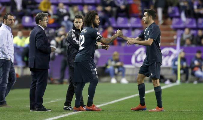 Marcelo es el segundo capitán del Madrid/ Foto Cortesía