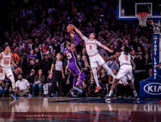 Los Lakers continúan agonizando en la temporada Foto: Cortesía