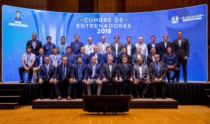 González participó junto a distinto colegas de sudamericana que hacen vida en el vigente certamen