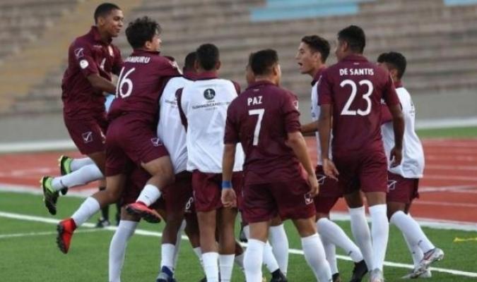 La Vinotinto logró dominar a la selección boliviana Foto: Cortesía