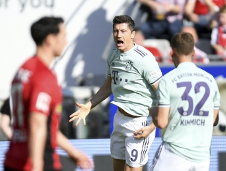 Bayern no pasó del empate ante Friburgo / Foto: AP
