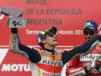 El español sumó su primera victoria / Foto: AP