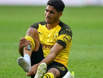 El lateral venía siendo un regular en el Dortmund    Foto: Cortesía