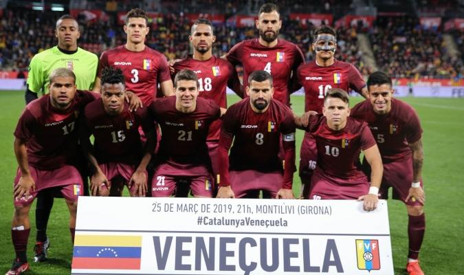 La Vinotinto alcanzó el puesto 29 del Ranking FIFA | Foto: @SeleVinotinto
