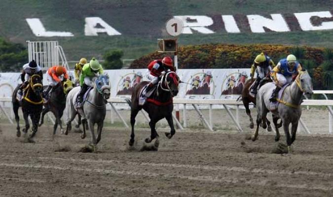 Diosa Queen se llevó la primera válida en La Rinconada | Foto: Cortesía
