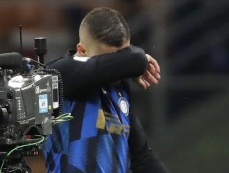 Icardi regresó a las canchas con incertidumbre | Foto: AP