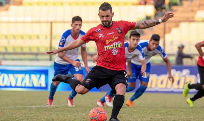 El mediocampista registra cuatro goles en el certamen || Foto: Caracas FC