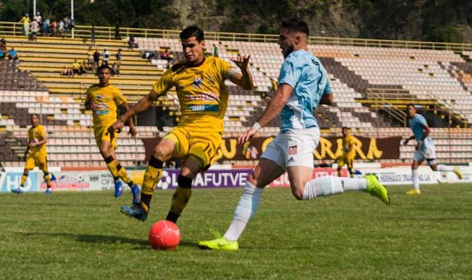 El cuadro andino cedió este domingo ante Carabobo || Foto: Cortesía