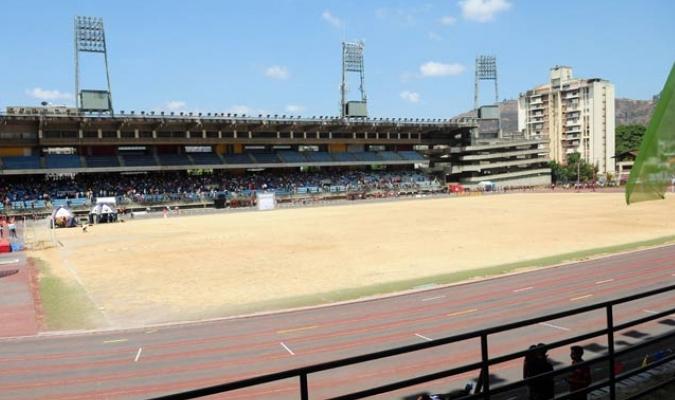 El estadio ubicado en El Paraíso no ve partidos de fútbol desde hace más de un año/ Fotos David Urdaneta