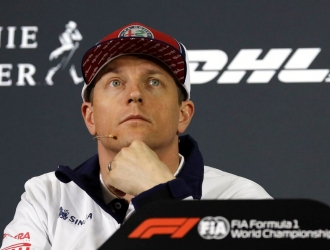 El piloto de Fórmula 1 se muestra muy motivado // Foto: AP