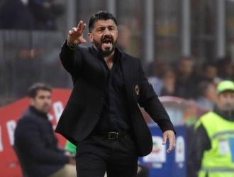 El milán tendrá una dura tarea ante el Lazio // Foto: AP
