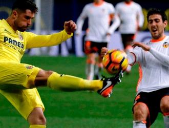Valencia se aproxima a las semifinales de la Liga de Europa // Foto: Cortesía