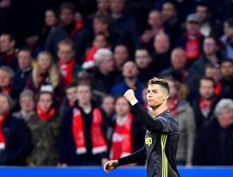 Cristiano será una gran ausencia en el próximo compromiso de Juventus // Foto: AP
