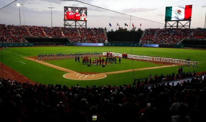 México quiere tener mayor profundidad en el Beisbol // Foto: AP