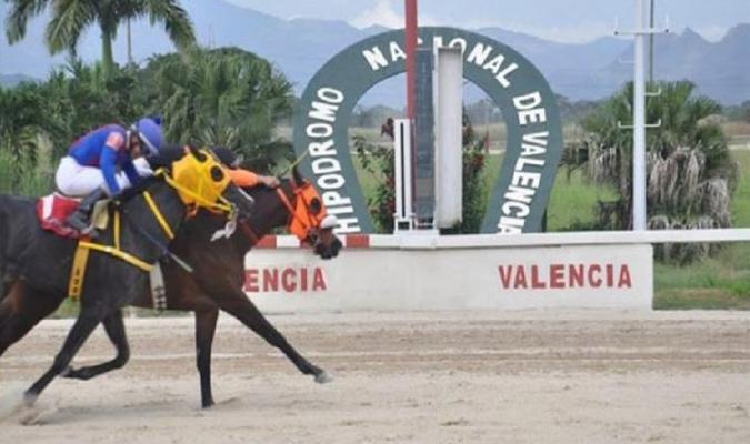 Resultados de las carreras en Valencia // Foto: Cortesía