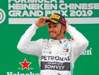 El británico ganó el Gran Premio || Foto: EFE