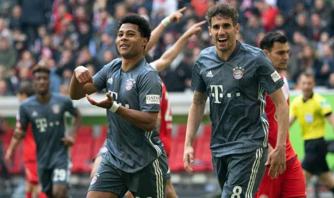 El club bávaro es puntero || Foto: Cortesía
