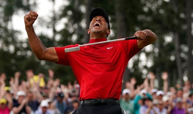 El estadounidense conquistó el Masters // Foto: AP