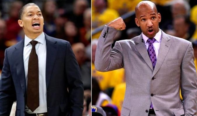 Lue y Williams son los máximos favoritos a hacerse con el cargo de entrenador de Lakers // Foto: AP