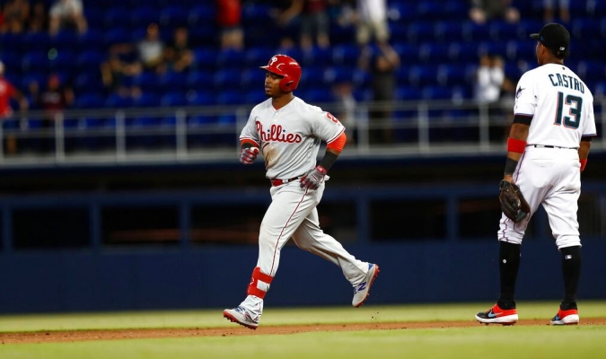 Segura fue decisivo para la victoria de Phillies // Foto: AP