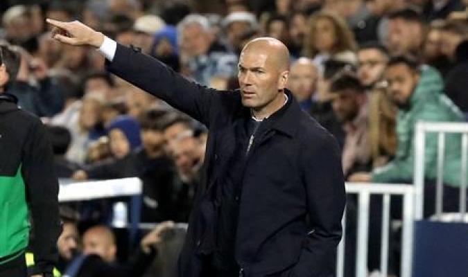 Zidane subrayó el incendio que vivió la catedral | Foto: EFE