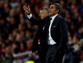Valverde alabó a su 'as' | Foto: EFE