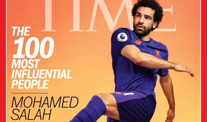 El egipcio fue valorado por la revista / Foto: Cortesía