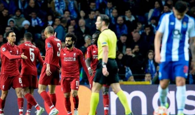 El Liverpool selló su pase a las semifinales de la Champions // Foto: Cortesía