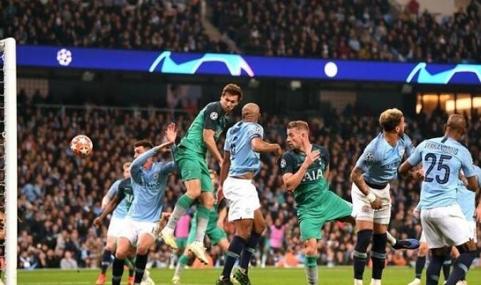 El Tottenham disputará las semifinales de la Liga de Campeones // Foto: Cortesía