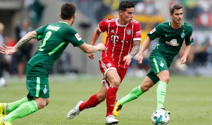 El Bayern quiere sacar distancia al Dortmund / Foto: AP