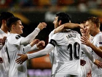 Valencia se coló en semifinales | Foto: EFE