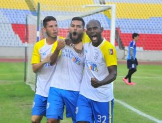 Los guayaneses llegaron a 16 puntos | Foto: @LalaFutbolClub
