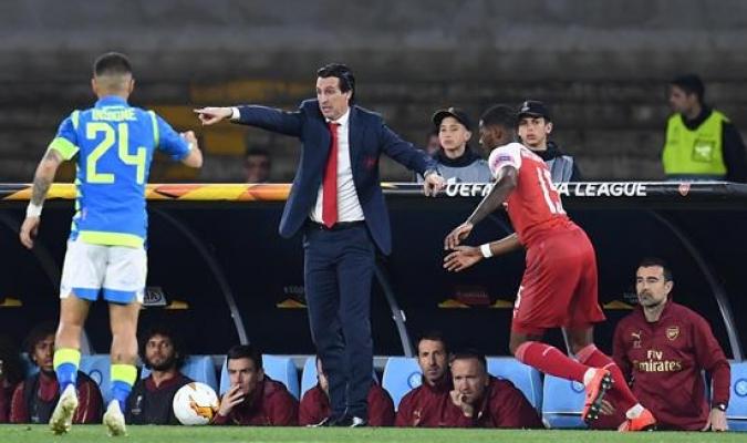 Emery confesó que Ramsey se perderá algunos partidos | Foto: EFE