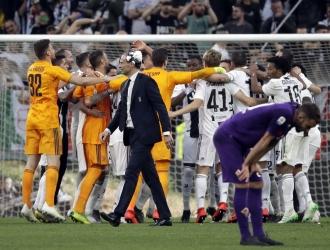 La Juve se coronó en Italia / Foto: AP