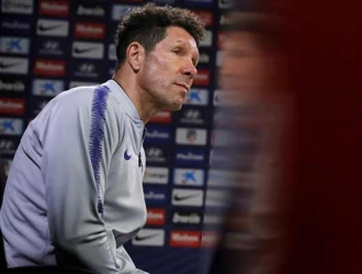 El argentino respaldó a su guardameta / Foto: EFE