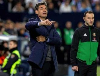 El argentino seguirá en el banquillo / Foto: EFE