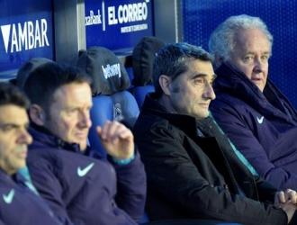 Valverde no tiene apuro en ser campeón de La Liga | Foto: EFE
