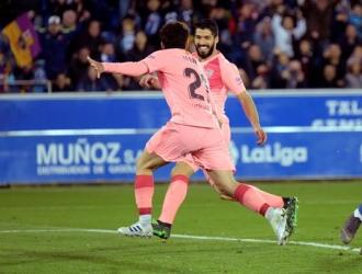 Barcelona quedó a uno del título | Foto: EFE