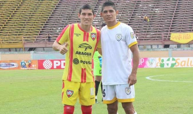 Carlos y José son profesionales del balompié || Foto: Cortesía