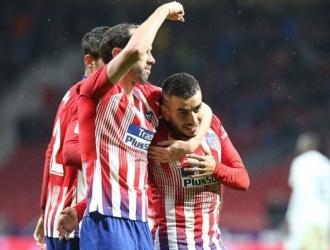 Atlético derrotó con autoridad al Valencia // Foto: Cortesía